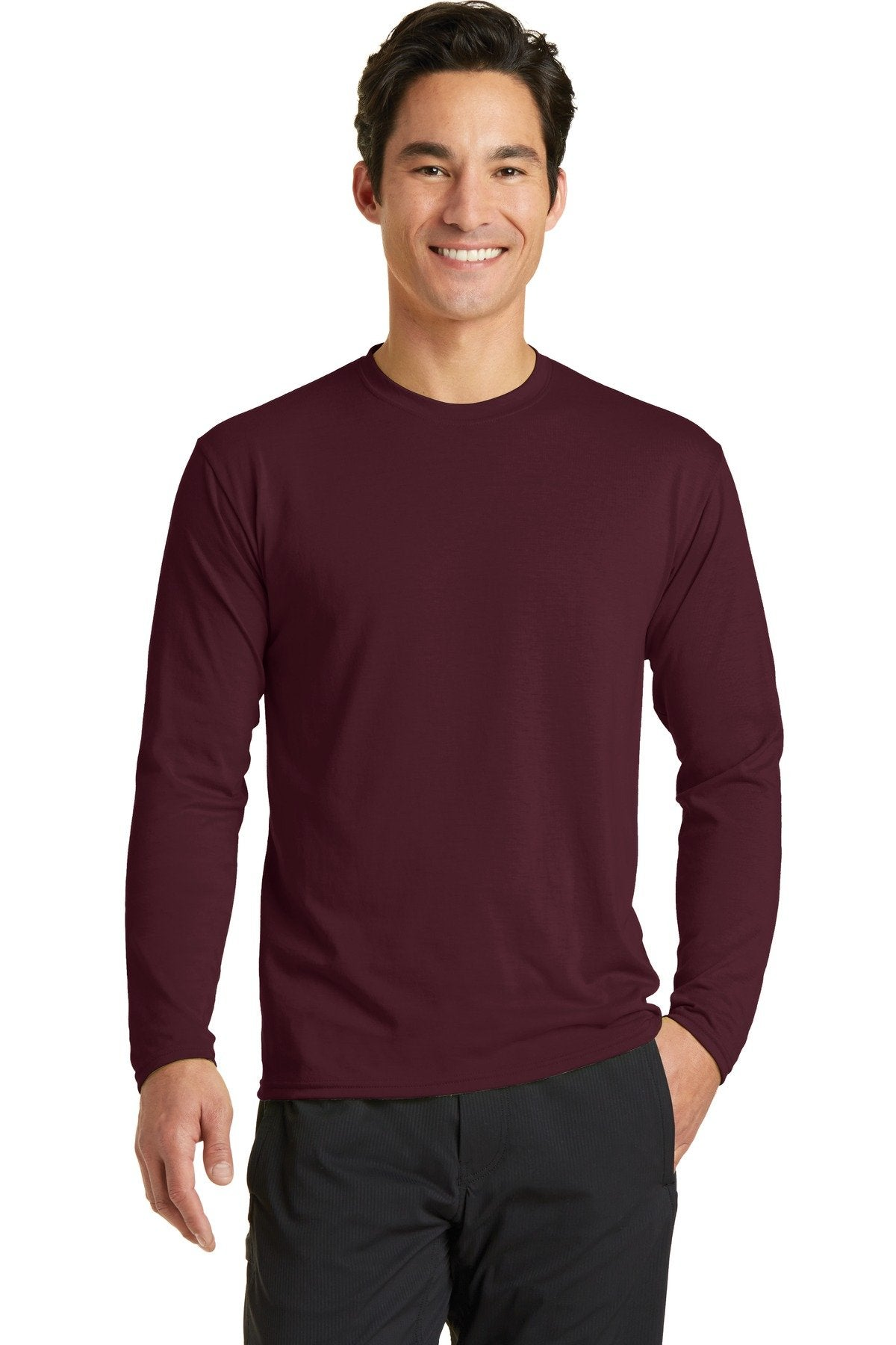 Athletic Maroon - Port & Company PC381LS