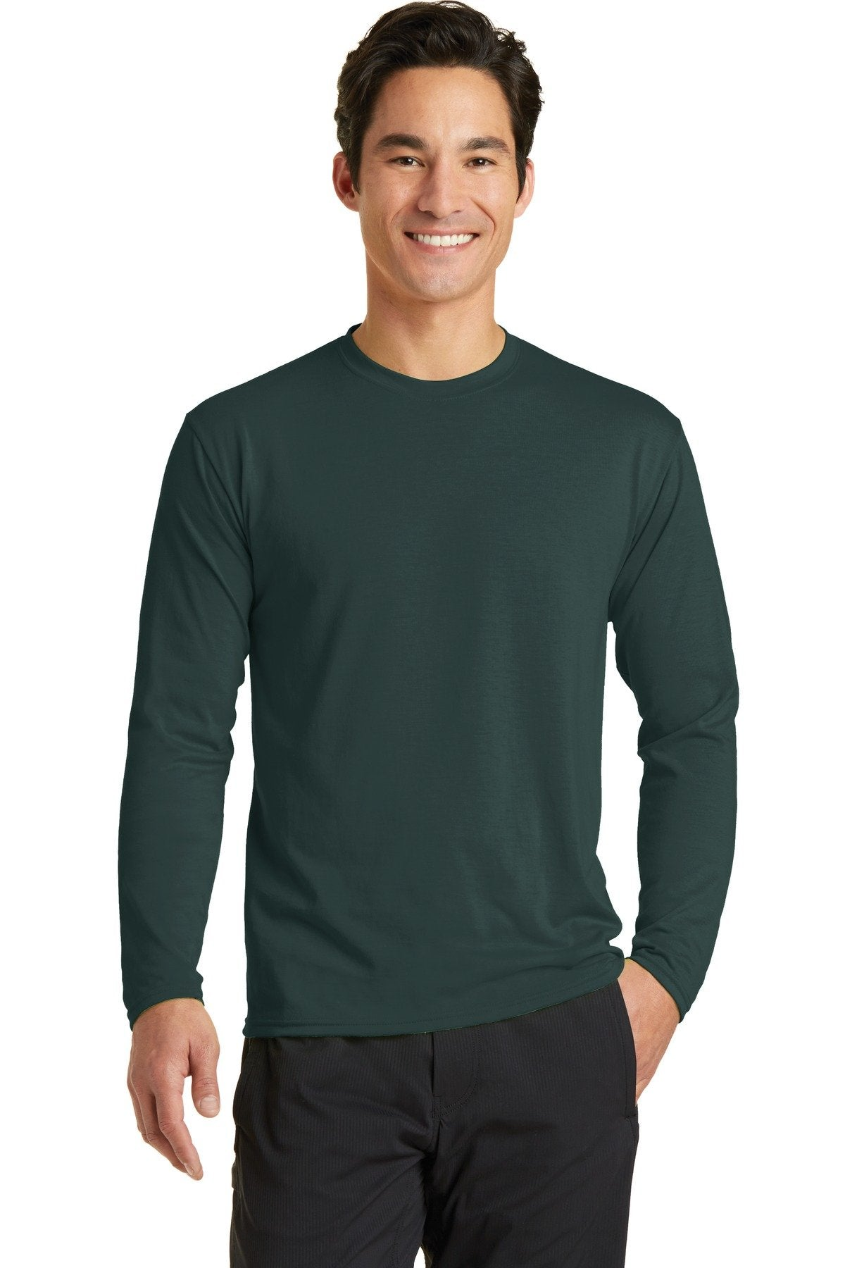 Dark Green - Port & Company PC381LS
