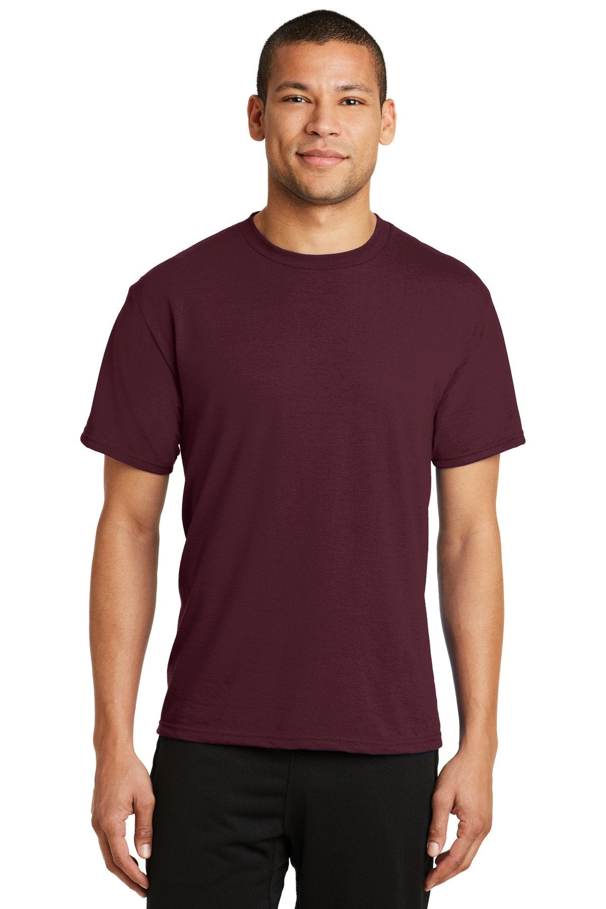 Athletic Maroon - Port & Company PC381