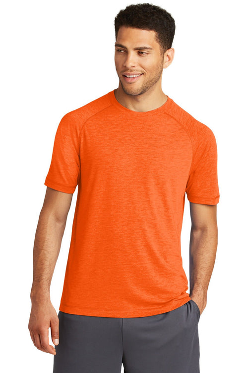 Deep Orange Heather - Sport-Tek ST400