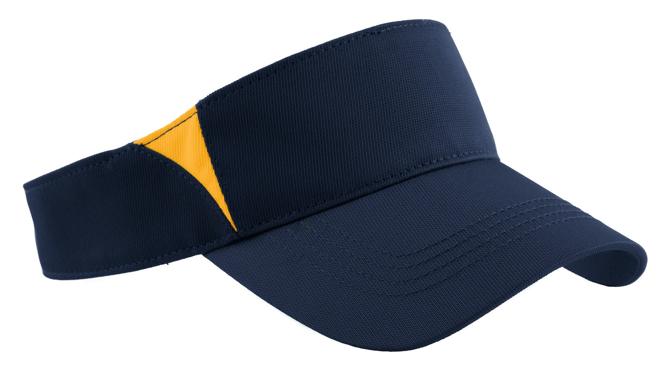 True Navy/Gold - Sport-Tek STC13