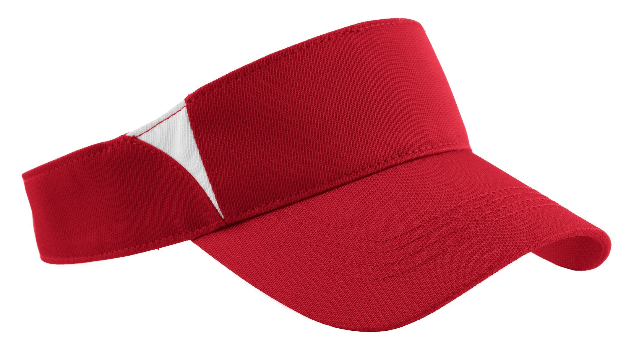 True Red/White - Sport-Tek STC13