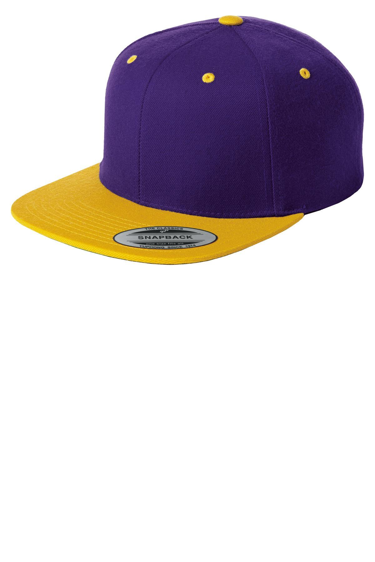 Purple/ Gold - Sport-Tek STC19