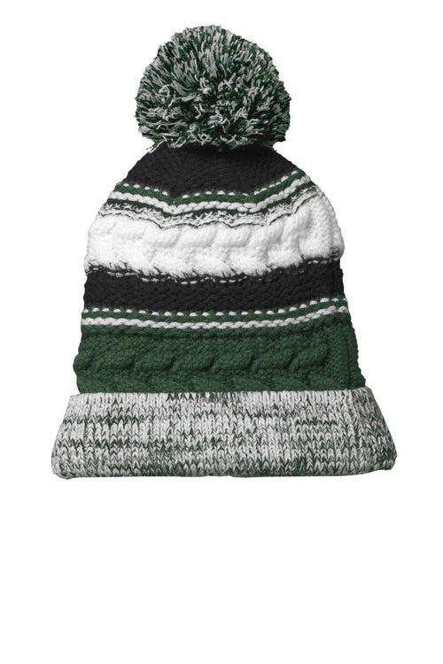 Forest Green/ Black/ White - Sport-Tek STC21