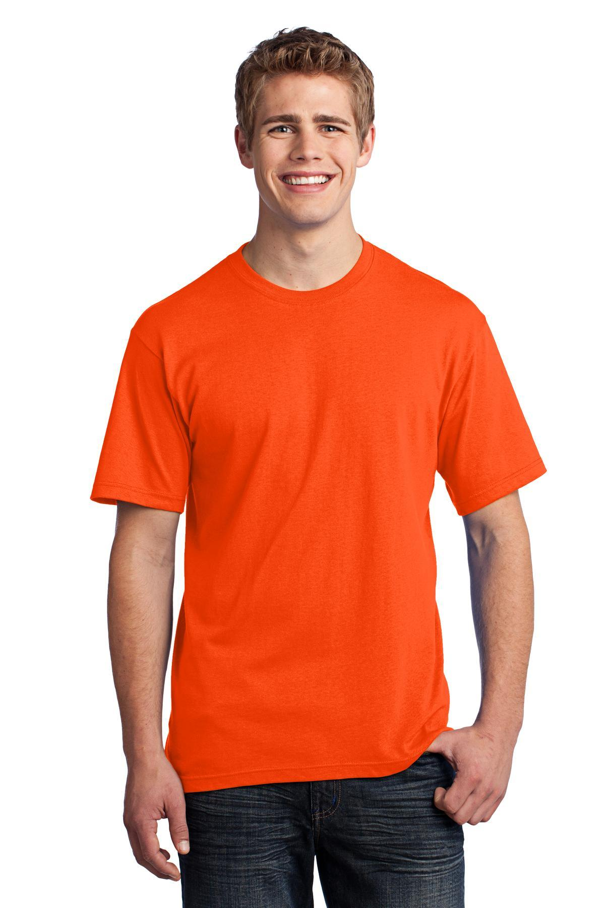 Safety Orange - Port & Company USA100