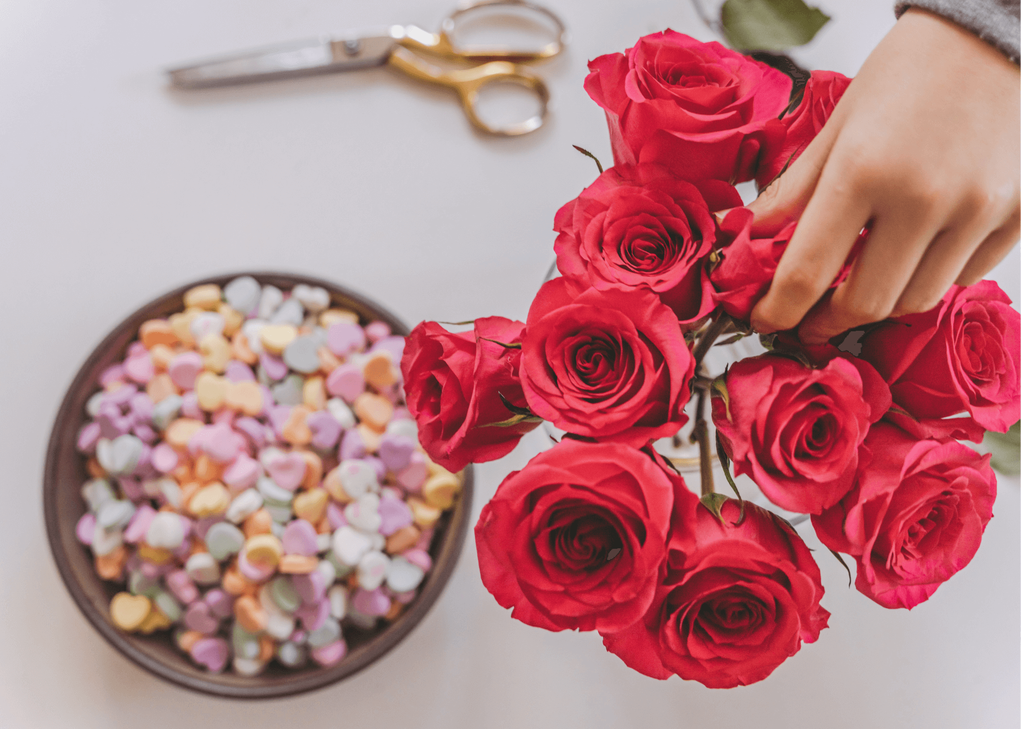 Two Easy Valentine's Day DIY Projects