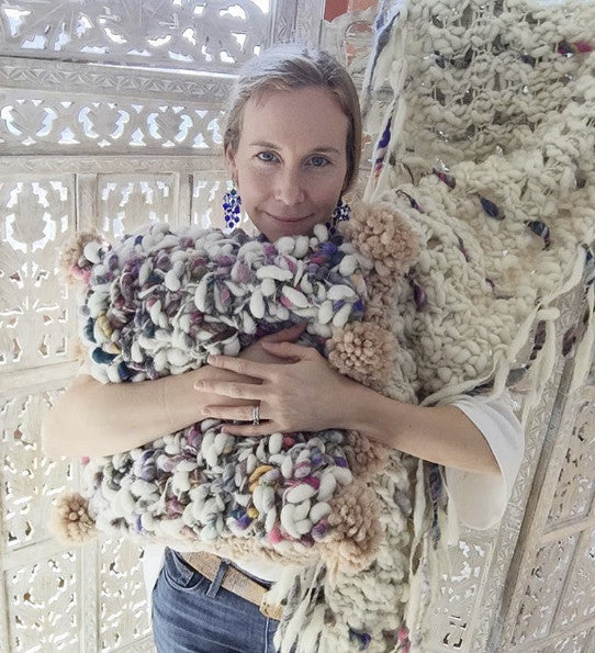 Meet our Makers Series - Interview with Amy Small of Knit Collage