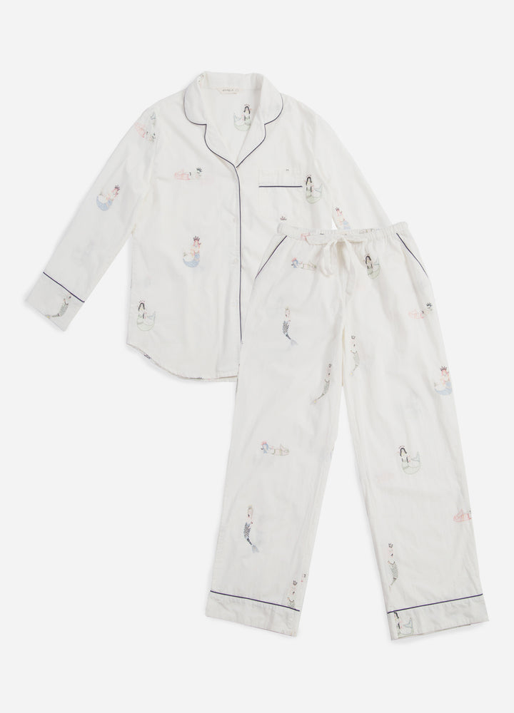 Daughters of Triton Long Sleep Set - Cloud