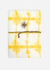 Sunburst Shibori Gauze Journal