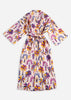 Royal Palms Robe - Amethyst