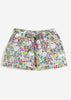 Unicorn's Garden Pajama Shorts - Grey