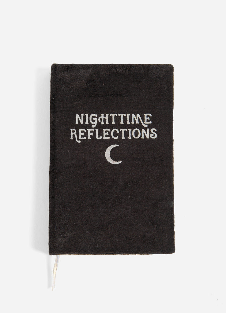 Nighttime Reflections Mindfulness Journal - Black