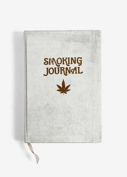 High Ideas Velvet Smoking Journal