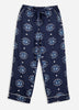 Eyes of the World Pajama Pants - Navy