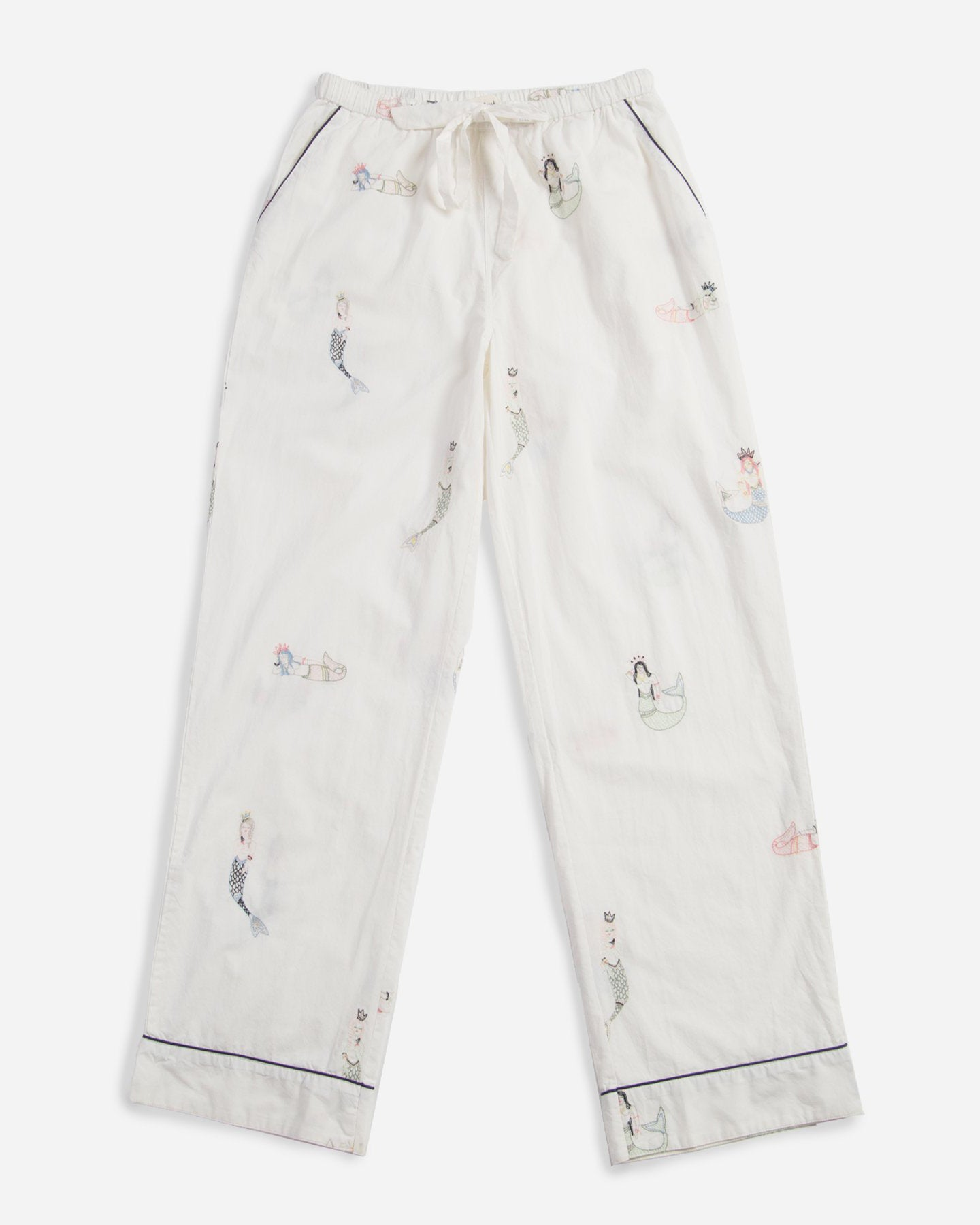Daughters of Triton - Pajama Pants - Cloud