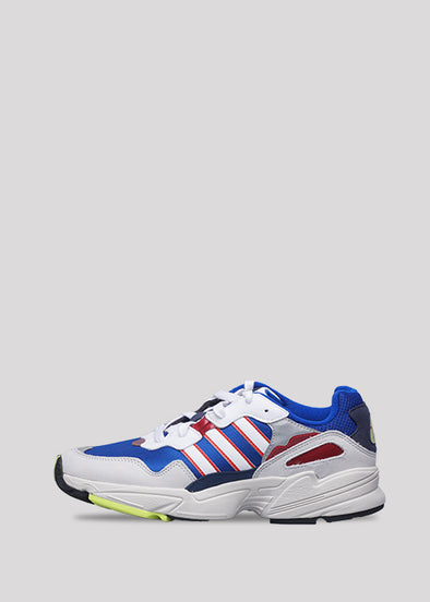 ADIDAS YUNG 96 | GREY/RED/BLUE