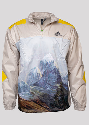 ADIDAS M STREET GRFX JACKET | MOUNTAIN