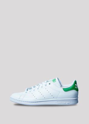 ADIDAS STAN SMITH | WHITE-GREEN