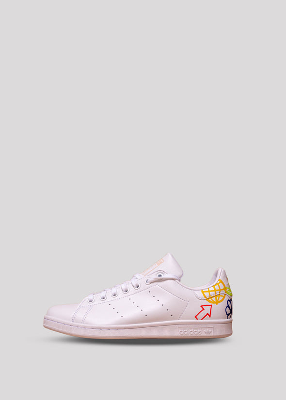 ADIDAS W STAN SMITH WHITE-MULTI