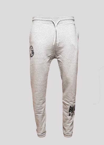 BILLIONAIRE BOYS CLUB STARBURST JOGGER | HEATHER GREY