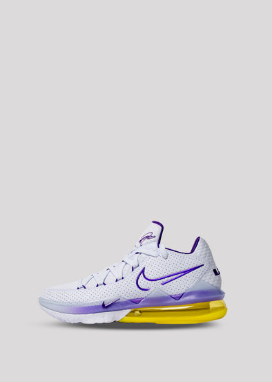 NIKE LEBRON XVII LOW | LAKERS