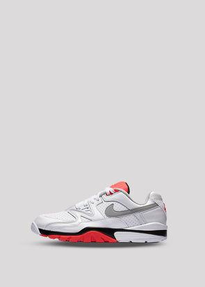 NIKE AIR CROSS TRAINER 3 LOW | WHITE-CRIMSON