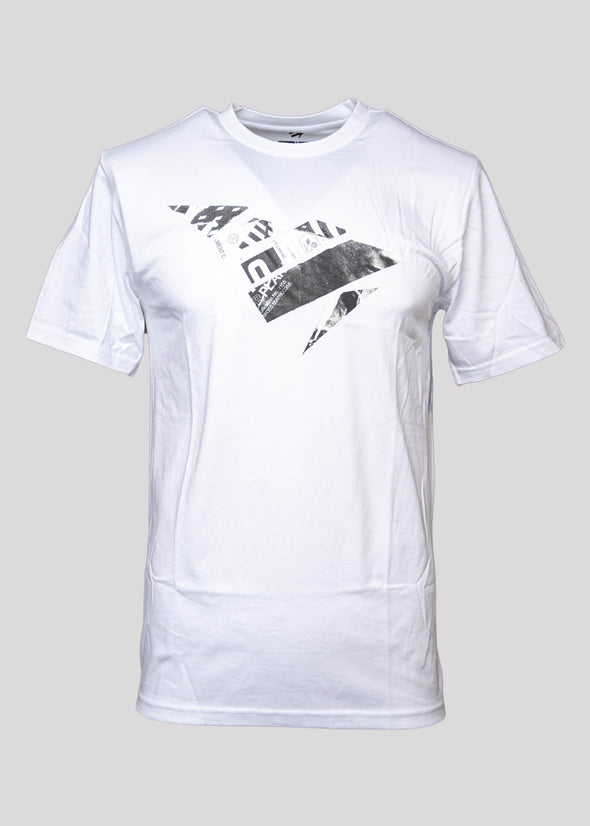 PAPER PLANES INSPIRATIONAL AIRWAYS TEE | WHITE