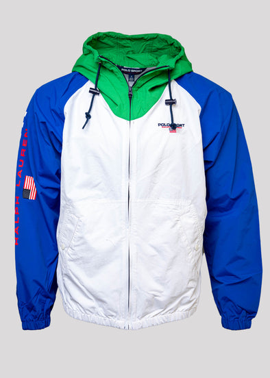 POLO FREESTYLE NYLON WINDBREAKER