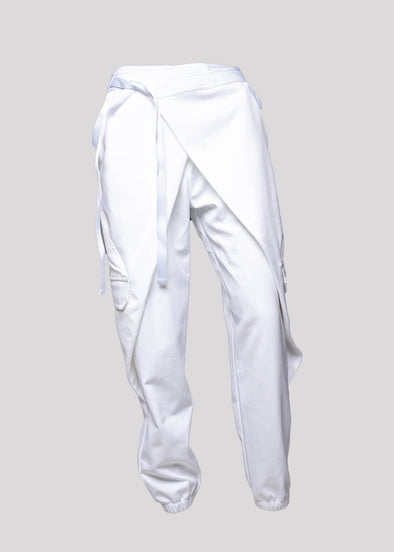AIR JORDAN W UTILITY PANT FUTURE | WHITE