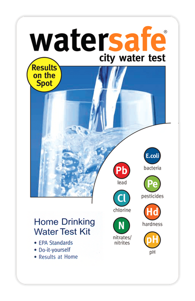 City Water Test Kit