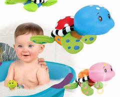 Baby Bath Turtle Toy - WikiWii