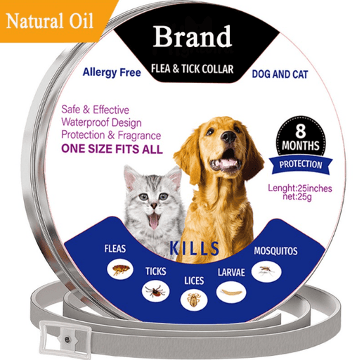 Anti Flea Dogs/Cats Collar - WikiWii