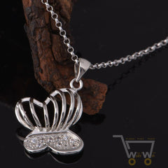 Beautiful Butterfly  Necklace - WikiWii