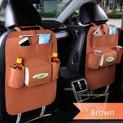 Car Back Seat Organizer-Car Accessories - WikiWii