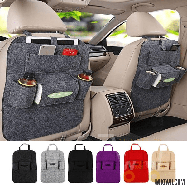 Car Back Seat Organizer Accessories