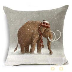 Elephant Pillow Case - WikiWii