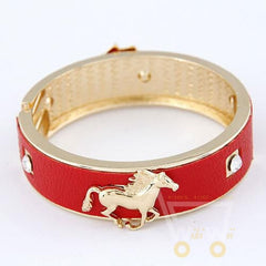 Horse Bangle Jewelry - WikiWii
