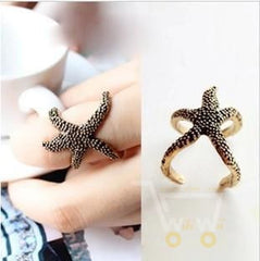 Lovely Starfish Ring - WikiWii