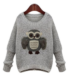 Owl Sweaters ( one size ) - WikiWii