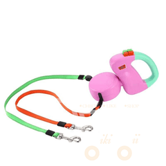 BOOMY | DOG LEASH FOR TWO - WikiWii