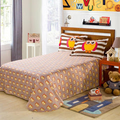 Queen owl comforter Cover full bedding Queen Size 200X230 cm - WikiWii