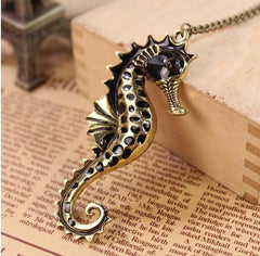 sea horse necklaces - WikiWii
