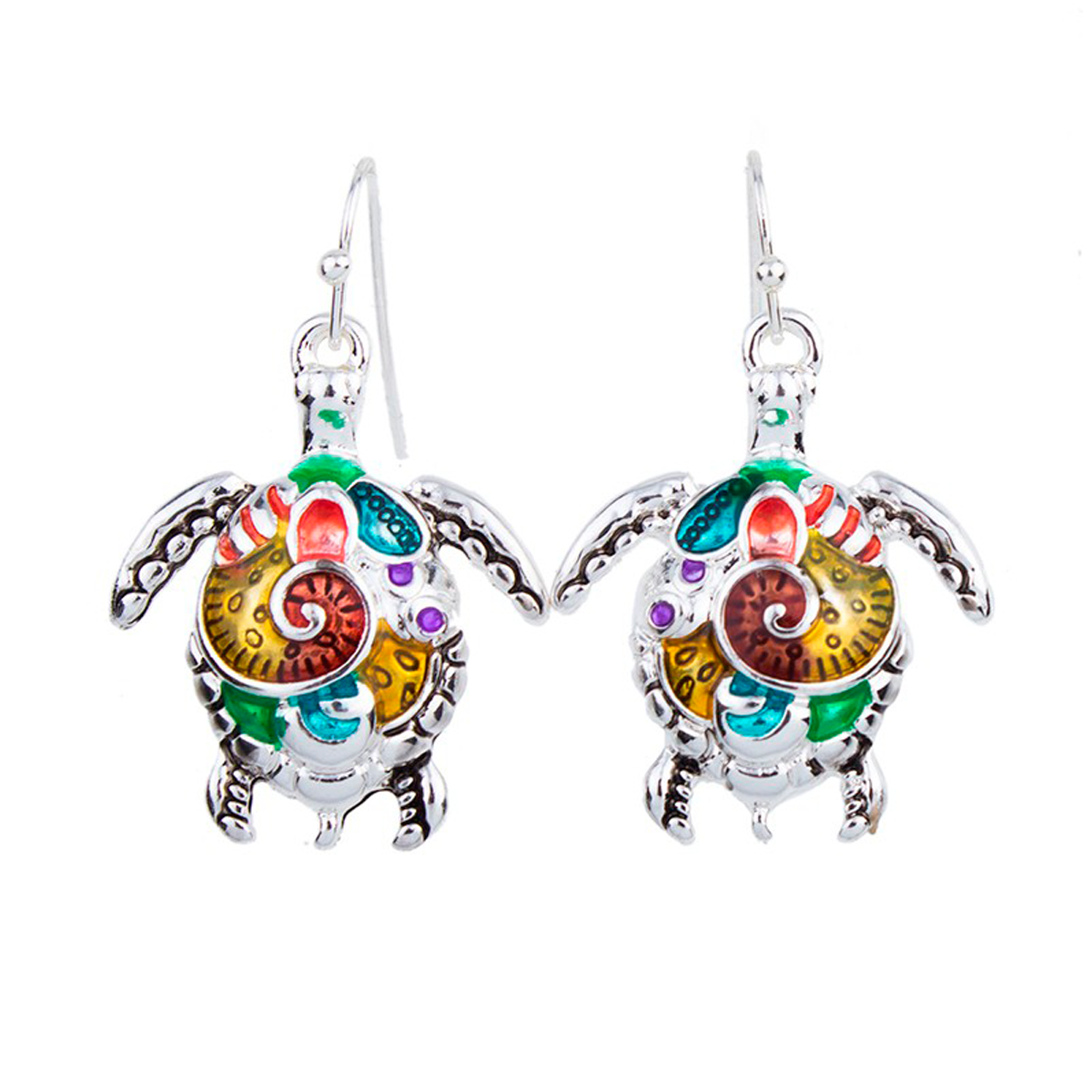 Sea Turtle Earring - WikiWii