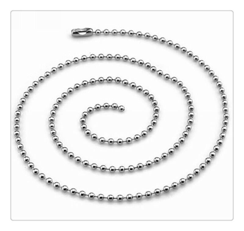 chain one malaysia for bead black free simple punk latest style international silver index women shipping color with design necklace choker