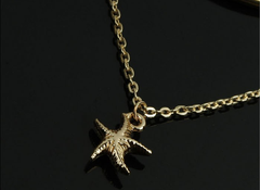 Starfish Necklace 3 layers - WikiWii