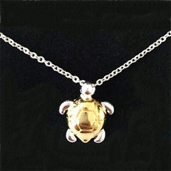 Tiny Cute Turtle Necklaces - WikiWii