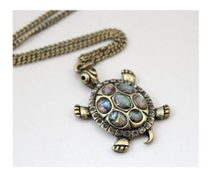 turtle long Necklaces - WikiWii
