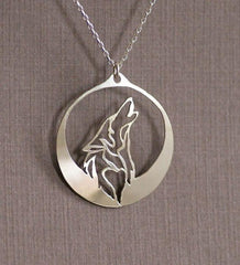 Wolf Necklace - WikiWii