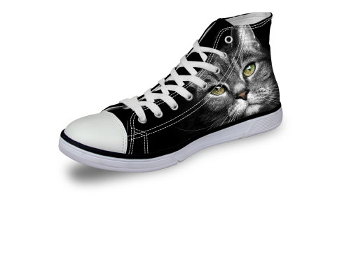 Women Cat Shoes - WikiWii