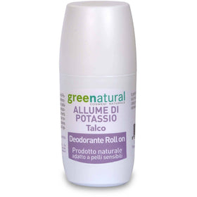 Deodorante Roll On Talco Greenatural - BellaNaturale